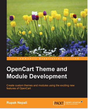 OpenCart Theme and Module Development book for free