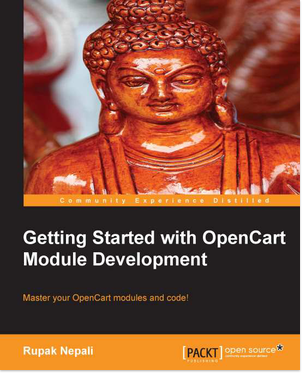 OpenCart book for free